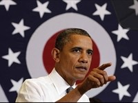 Obama: 'Romney Shoots First, Aims Later'