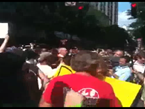 Occupy DNC Shuts Down Intersection