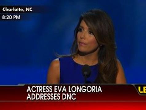 Eva Longoria: Romney 'Wants To Take Us Back To Yesterday'