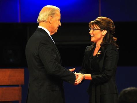 CNN: Biden To Play 'Palin' Role In VP Debate