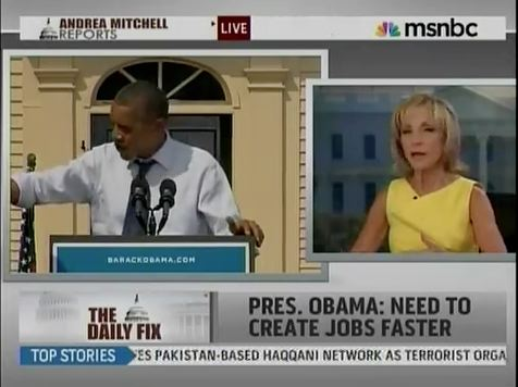 Andrea Mitchell On Jobs Report: 'It's Not Good Enough' Not A Great Bumper Sticker