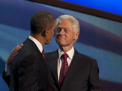Rasmussen: 66% Have A Favorable Opinion Of Bill Clinton