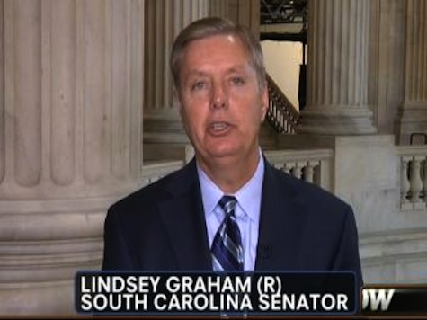 Lindsey Graham: Lack of Leadership About to Lead to Explosion in Middle East