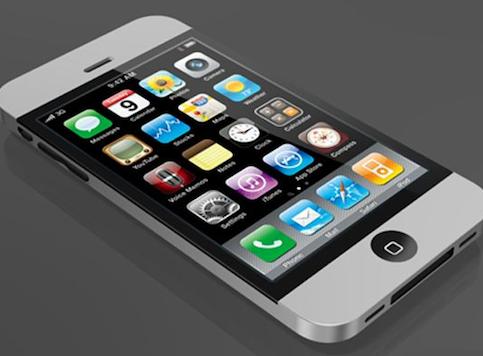 iPhone 5 Revealed; 'World's Thinnest Smartphone'