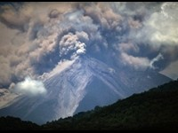 Video: Guatemala Volcano Erupts