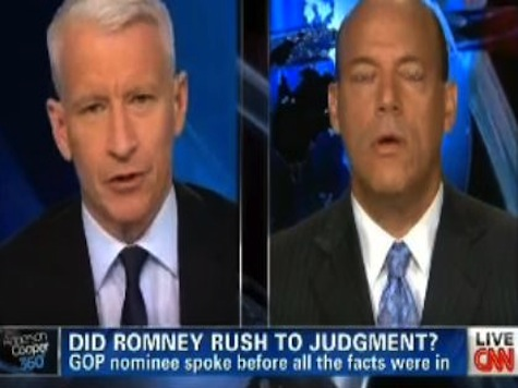 Romney Adviser Slams Anderson Cooper On Media Double Standard