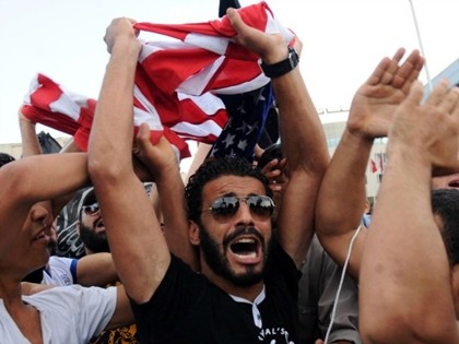 'Death To America' Mob Storms US Embassy in Yemen; Torch US Flag & Vehicles