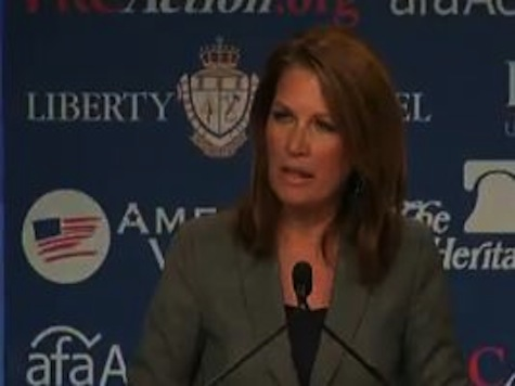 Bachmann: Obama 'Most Dangerous President' on Foreign Policy