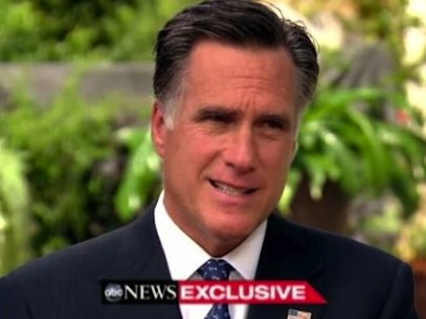 Romney: Obama 'Tends to Say Things That Aren't True'