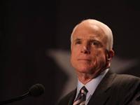 McCain Still Undecided on Hagel