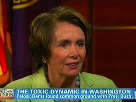 Pelosi: 'Everybody Knows' Romney Won't Be President