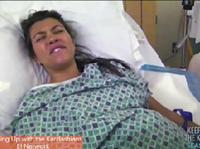 Kourtney Kardashian Gives Birth to Daughter on Television