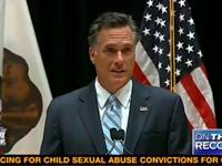 Romney Responds To Leaked Fundraiser Video