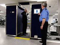 'Naked' Airport Body Scanners Banned In Europe