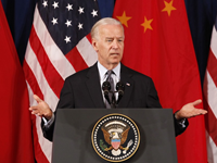 Biden Quotes Official Communist Party News Agency
