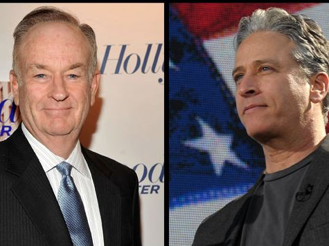 Bill O'Reilly to Debate Jon Stewart in Live Event Streamed Online