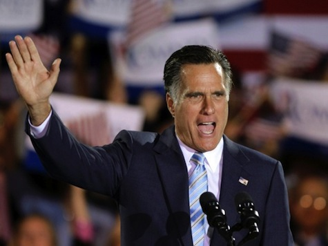 Romney: 'Best Course For America Is To Create Wealth, Not Redistribute Wealth'