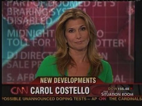 'Come On' CNN's Carol Costello, 'Come On,' Is This Journalism? 'Come On'