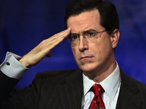 CNN Uses Colbert to Trash Romney
