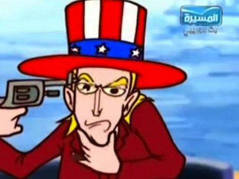 Offensive Free Speech Cool In Yemen: Anti-American Anti Semitic Cartoon Aired On TV