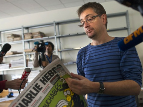 French Magazine Editor Under Armed Guard After Publishing Mohammed Cartoon