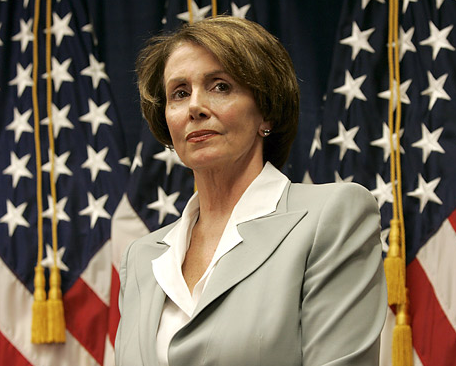 Pelosi: 'Amend The Constitution To Overturn 'Citizens United'