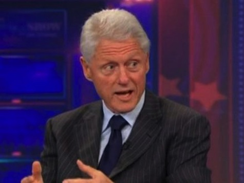 Bill Clinton: Romney 'Driven By Ideology'