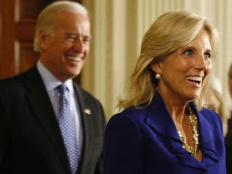 Mrs. Biden: 'I've Seen Joe Up Close'