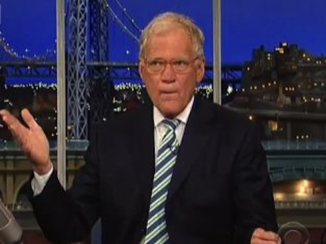 Letterman Begs 'Delusional' Romney To Come On His Show