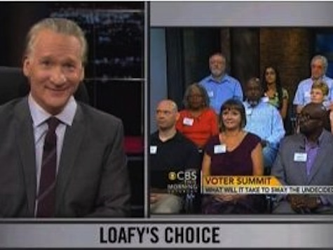 Bill Maher: Undecided Voters 'Ignorant Jackasses Bullsh*tting About The Election'