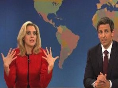Families Off Limits? SNL Ridicules Ann Romney For Defending Husband