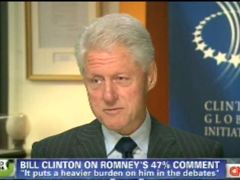 Bill Clinton: The American People Are Easily Confused