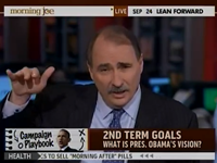 WATCH: Axelrod Stumbles Through Social Security Question, Slams TIME Reporter For Asking
