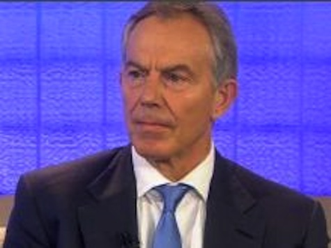 Tony Blair: America's Role In World Not To Be 'Loved,' 'It Is To Be Strong'