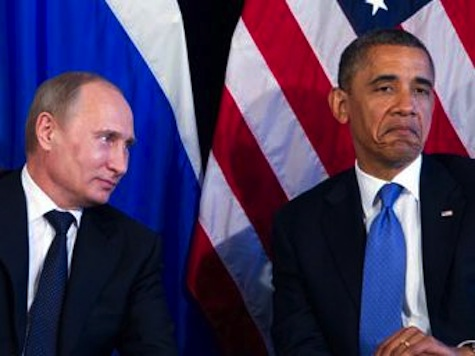 Dem Senator Obama's 'Reset' With Russia Has Failed