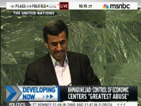 Ahmadinejad No Nation is Safe Even With Stockpile Of Nukes