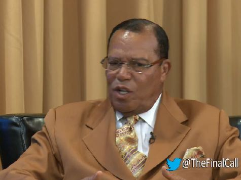 Farrakhan: I'm Friends With Ahmadinejad, Castro, and Gaddafi Because America Is On The Wrong Side Of History