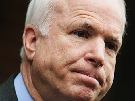 Sen. McCain: 'C'mon Honey, Bring Your Mortars, We're Going To A Spontaneous Demonstration'