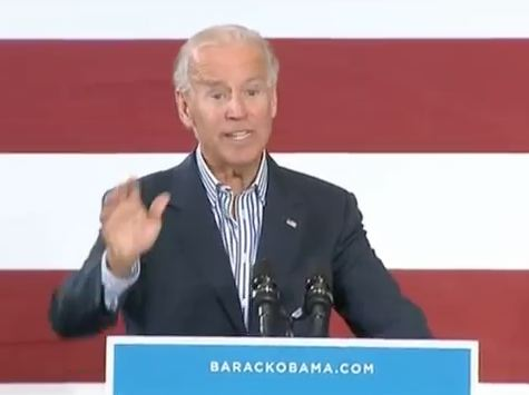 Biden To Seniors: Romney Will Tax Your Social Security