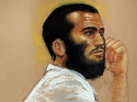 Last Western Detainee At Gitmo Returns To Canada