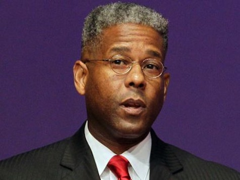 Protesters Throw Trash, Beer At Allen West Event