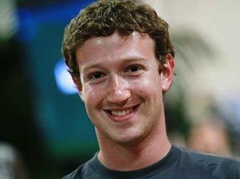 Mark Zuckerberg Meets Medvedev in Russia