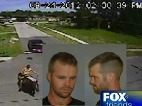 WATCH: Florida Police Chase Down Drunk Man on Horseback