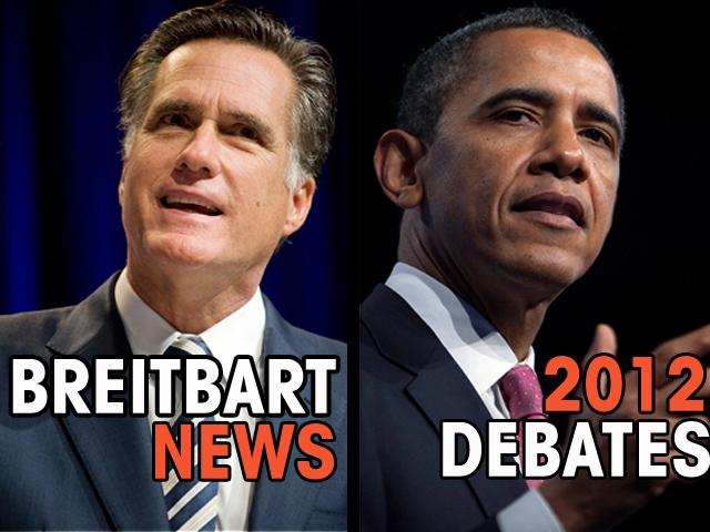 **Streaming Live** Breitbart News at Hofstra University Presidential Debate