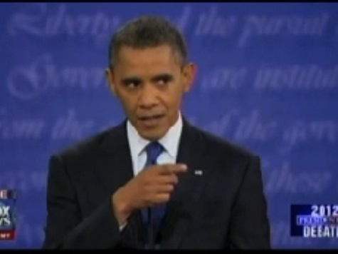 Annoyed Obama Fights For Five More Seconds To Speak