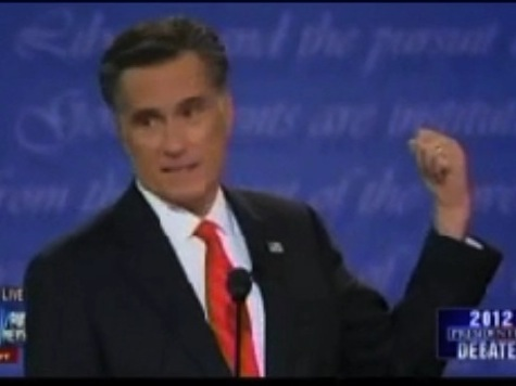 Romney Explains Role Of Federal Government