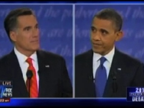 Romney In Command: 'Virtually Everything You Just Said Was Incorrect'
