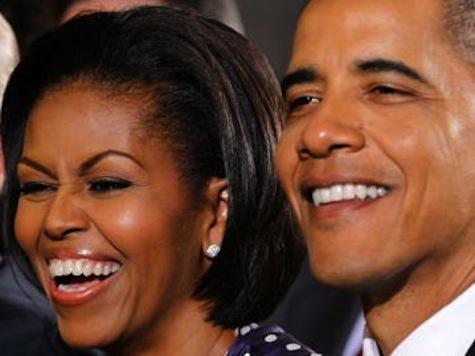 Michelle: 'Barack Has Done Phenomenal Job Working Around Congress'