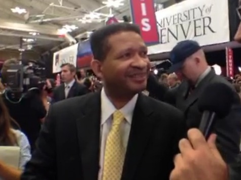 Artur Davis: Romney Looked Like A President Tonight