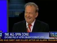 Breitbart 'Obama Debate TelePrompter' Video Makes Pat Buchanan Lose It